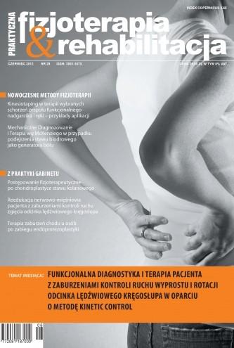 Praktyczna Fizjoterapia I Rehabilitacja Czasopismo Dla Fizjoterapeutow I Rehabilitantow